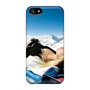 Slim New Design Hard Case For Iphone 5/5s Case Cover -
