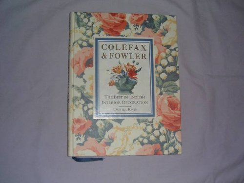 Colefax & Fowler :  The Best in English Interior Decoration