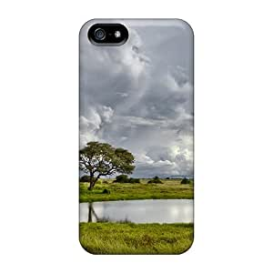 Snap-on Cases Designed For Iphone 5/5s- Beautiful Landscape