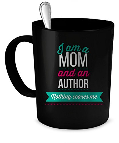 Author Coffee Mug gift black product image