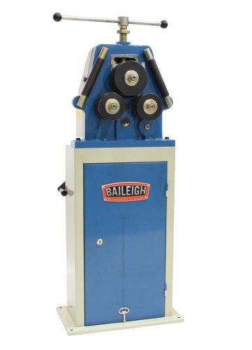 Baileigh R-M10 Manual Single Pinch Roll Bender, 3-Phase 220V, 10.5hp Motor