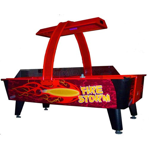 Dynamo Air Hockey (Valley-Dynamo Fire Storm Air Hockey Table)
