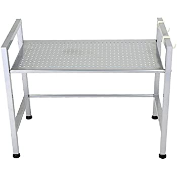Amazon.com: Cook N Home 2-Tier Stainless Steel Counter