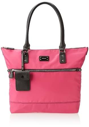 Nine West 9 On The Go LG Shoulder Bag,Fuchsia,One Size