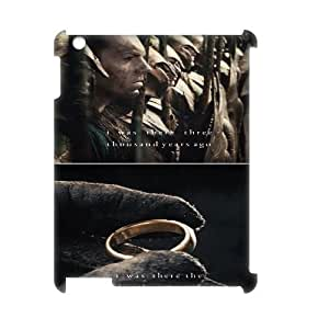 LSQDIY(R) Lord of the Rings iPad2,3,4 Personalized 3D Case, Customised iPad2,3,4 3D Case Lord of the Rings