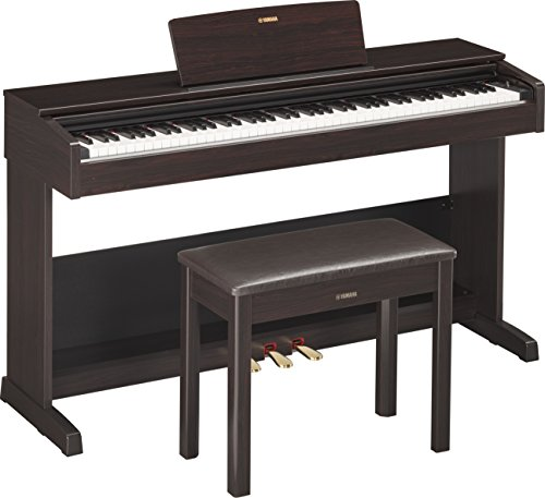 Yamaha YDP103 Arius Series Digital Console Piano with Bench, Dark Rosewood