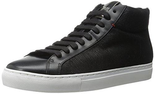 Hugo Av Hugo Boss Mens Futmid Mode Sneaker Svart