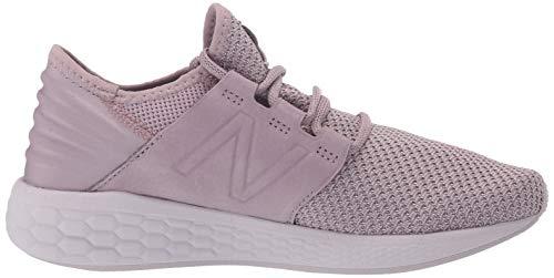 New Balance Women's Fresh Foam Cruz V2 Sneaker, Light Cashmere/Cashmere, 10.5 B US