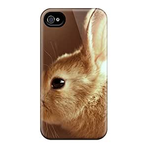 Fashionable Style Cases Covers Skin For Iphone 6- Cute Easter Bunny