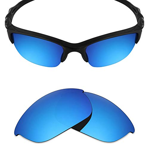 00c9a63ce24bc Mryok UV400 Replacement Lenses for Oakley Half Jacket 2.0 - Ice Blue ...