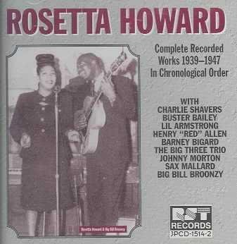 Complete Recorded Works 1939-1947 In Chronological Order