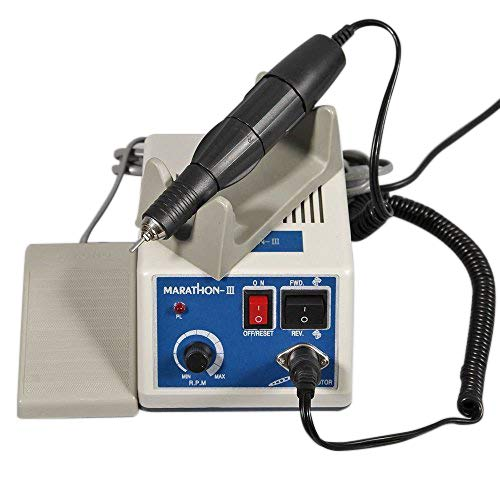 APHRODITE N3 MICROMOTOR MARATHON -III Electric 35000 RPM Handle Polishing all in US STOCK by East