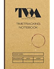 TVA - Notebook: Daily Journal, To Do List Notebook, Daily Organizer, 6x9 inch 110 Pages