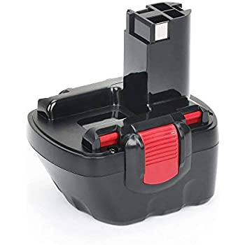 Bosch 12V Battery and Charger Replacement - Compatible with ...