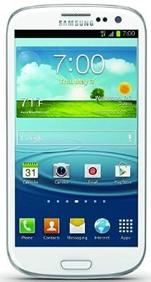 Samsung Galaxy S III, White 16GB (Sprint)
