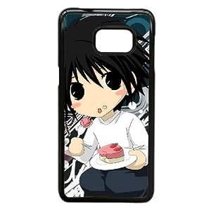 Samsung Galaxy S6 Edge Plus Case , Death Note Samsung Galaxy S6 Edge Plus Cell phone case Black - HHDD7755733