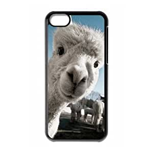 Llama CUSTOM Hard Case for iPhone 5C LMc-06743 at LaiMc