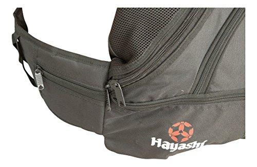 "Rucksack ""Shoulder Bag"" HAYASHI ""Karate-Do"" TOP TEN Tasche Umhängetasche"