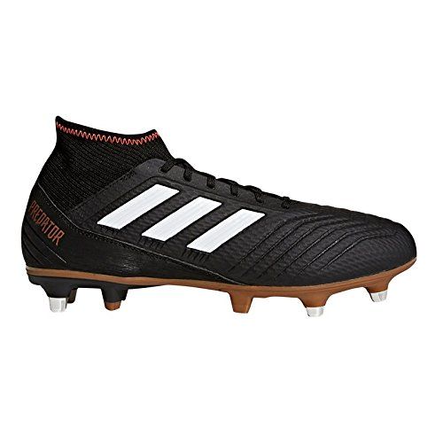 SG Football Boots - CBLACK (Adidas Predator Rugby)