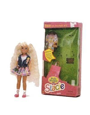 (Barbie Polly Pocket Stacie)
