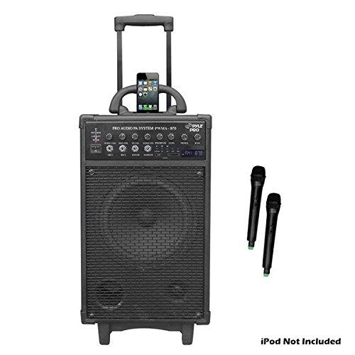 PYLE-PRO PWMA970 300 Watt Wireless Recha - 300 Ipod Shopping Results