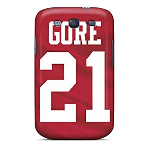 Hot Design Premium VFC19469XtlW Cases Covers Galaxy S3 Protection Cases(san Francisco 49ers)