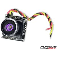 FuriousFPV Micro 600TVL 120Degree 1.9g 1/4 CMOS Camera - FPV-0255-S