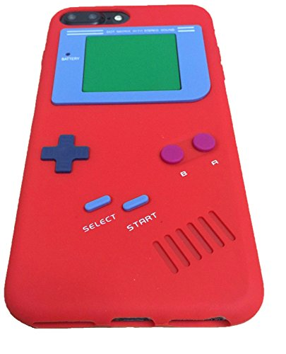 Buy iphone 7 plus case gameboy red