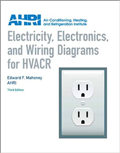 Electricity electronics and wiring diagrams for hvacr 3rd edition isbn 13 978 0131391734 fandeluxe Gallery