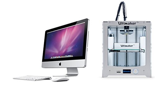 Bundle iMac 21,5 pouces + Imprimante 3D Ultimaker 2+
