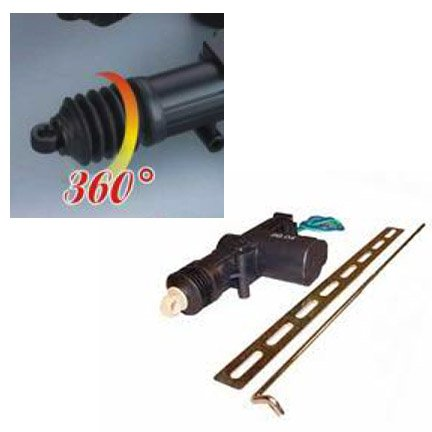 Universal Power Door Lock 2 Wire Actuator Kit