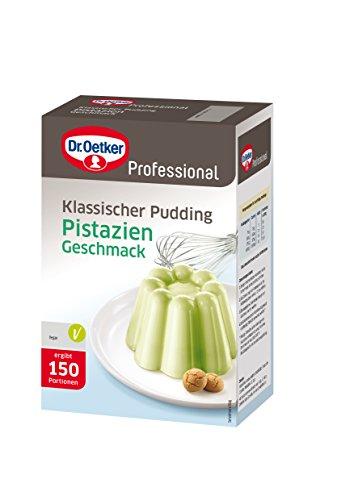 Pudding Pistazien-Geschmack, 1er Pack (1 x 1000 g)