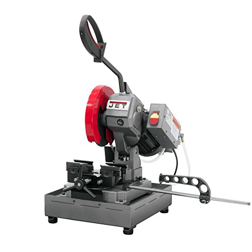 JET J-F225 1-Horsepower 115-Volt 225mm Single Phase Manual Bench Cold Saw