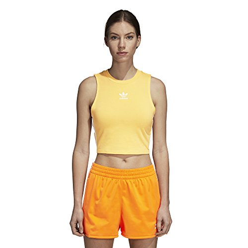adidas Originals Women's Crop Tank Top