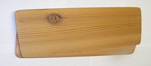 Steve's Gift Shoppe 7.25''x15'' Cedar Grilling Planks (2 Pack) - Organic Western Red Cedar Planks by Steve's Gift Shoppe
