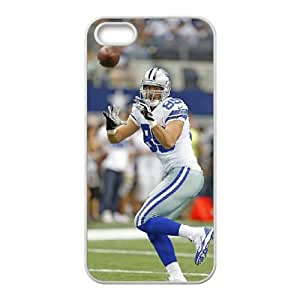 Dallas Cowboys iPhone 4 4s Cell Phone Case White persent zhm004_8486387
