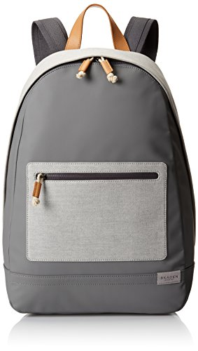 Skagen Men's Kroyer Pu Backpack Matte, Grey, One Size