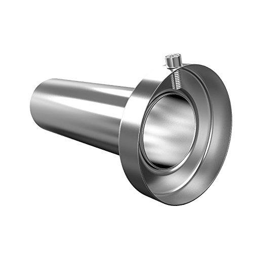 - Spec-D Tuning MF-SR78135 Spec-D 3.5 Inch Tip Silencer For N1 Muffler