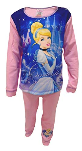 Disney Princess Cinderella Castle Girl's Pyjamas