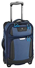 Eagle Creek Tarmac Carry-On, 22-inch. This is the ultimate bag in an ultra-light package, built for security and durability. FEATURES: Compression Zipper. Expansion zipper increases main compartment size by 15%, and then compresses when it's ...