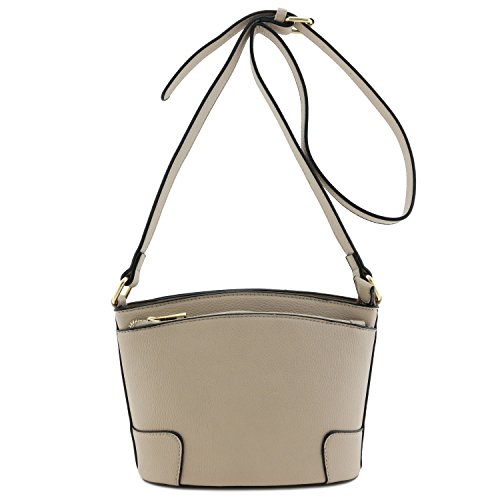 Bag Crossbody Classic Double Small Stone Light Zip xqSIawnS7