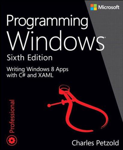 Programming Windows (6th Edition) (Developer Reference) Pdf