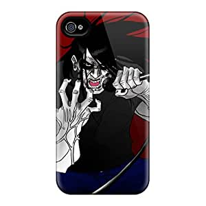 Scratch Resistant Hard Phone Cover For Iphone 6 With Customized Beautiful Dethklok Pattern IanJoeyPatricia