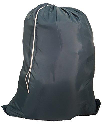 Owen Sewn Heavy Duty 40inx50in Nylon Laundry Bag (Blue)