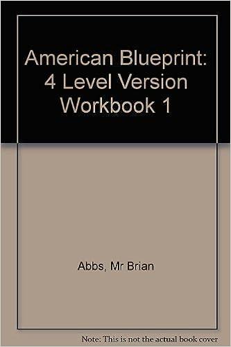 American blueprint workbook 1 brian abbs ingrid freebairn american blueprint workbook 1 brian abbs ingrid freebairn 9780582229891 amazon books malvernweather Gallery