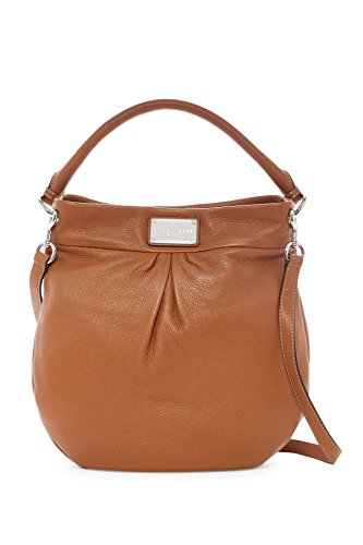 Marc by Marc Jacobs Hillier Leather Handbag (Saddle)