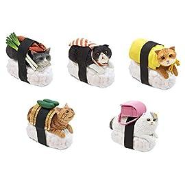 """""""Nekozushi"""" Sushi Cat Blind Box Figure"""