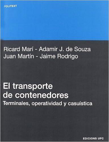 Amazon.com: El Transporte de Contenedores: Terminales ...