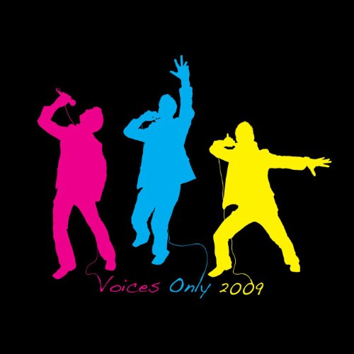 Voices Only 2009 College A Cappella (Disc 1)