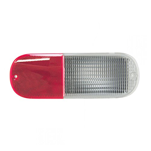 - Reverse Light Reflector Lens LH Left Driver or RH Right Passenger for PT Cruiser